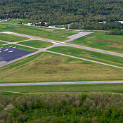 Bar Harbor Airport, Maine