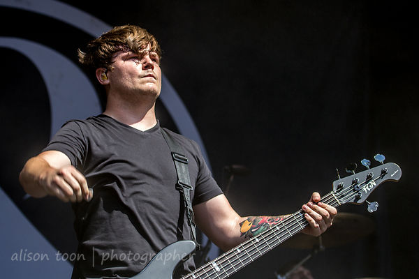 Aaron Pauley, Of Mice and Men, Aftershock 2014
