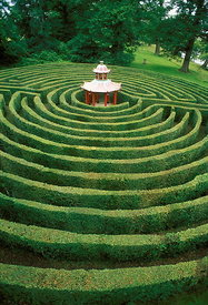 Maze Woburn Abbey