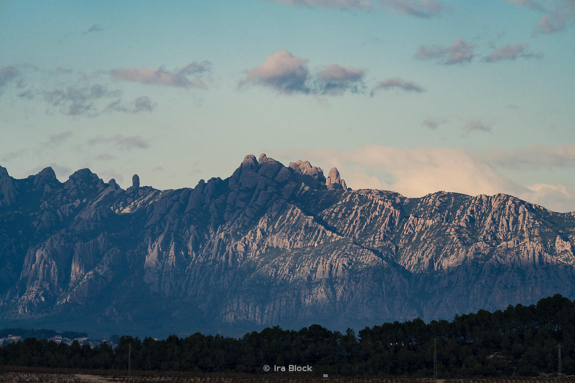 Image result for penedes mountains