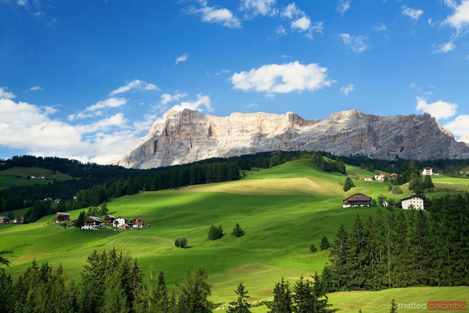 Matteo colombo travel photography green valley in the for Green italy