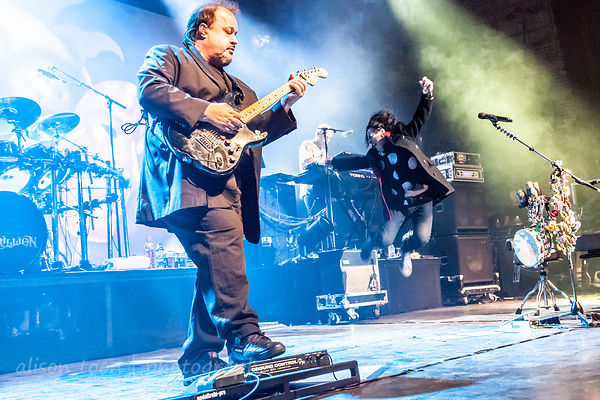 Marillion, Montreal, Sunday 26 April 2015