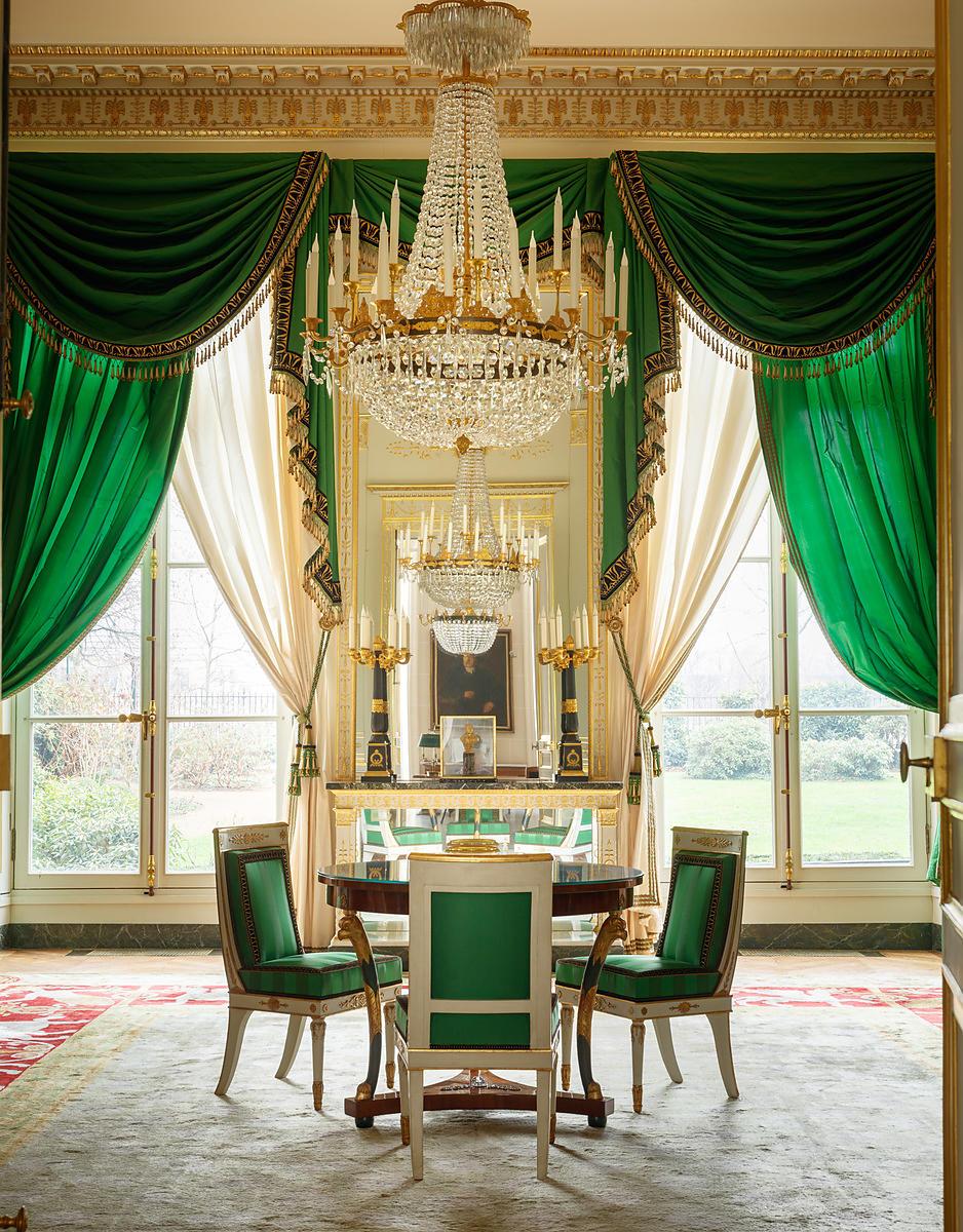 Eric Sander Photographe Le Salon Vert Accueille Des Meubles D