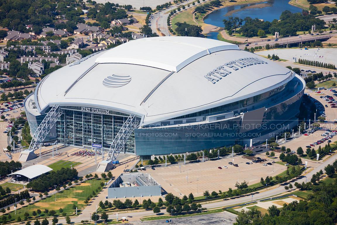 Aerial Photo | AT&T Stadium
