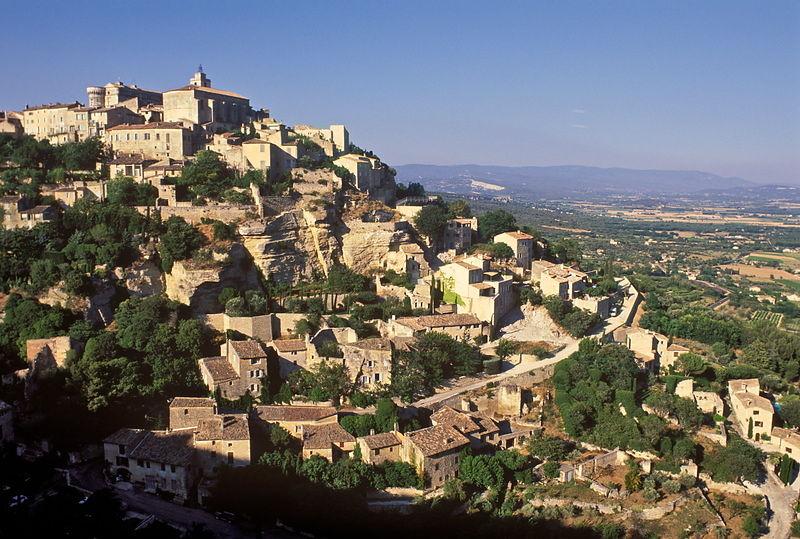Gordes vaucluse - Office tourisme les baux de provence ...