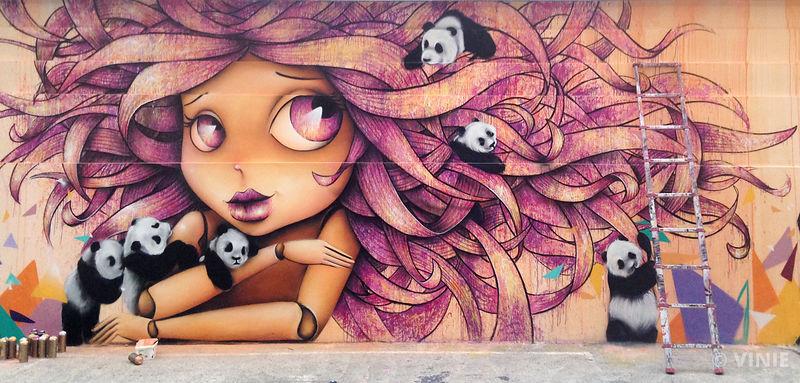 Resultado de imagen para vinie graffiti