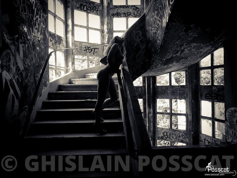 Les p'tites curieuses - Ghislain posscat, photo erotique, photo-erotique, nu artistique, photos erotiques, , femme nue, nue,