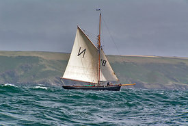 Pilot cutter, Cornwall 20080710