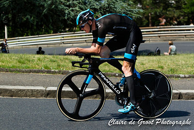 Christopher Froome Time Trial