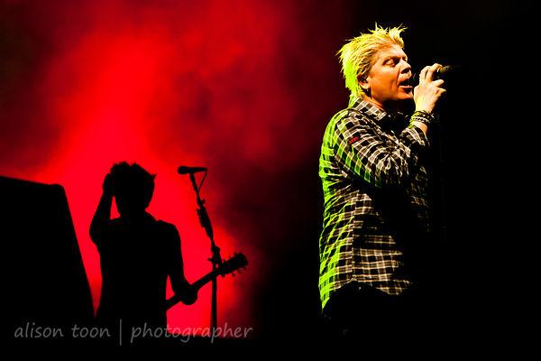 Dexter Holland, The Offspring, Aftershock 2014, Sacramento