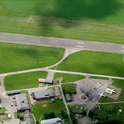 Halland aerial photos