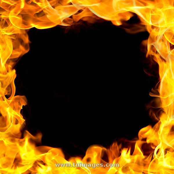 stock images fire border with flames stock photos