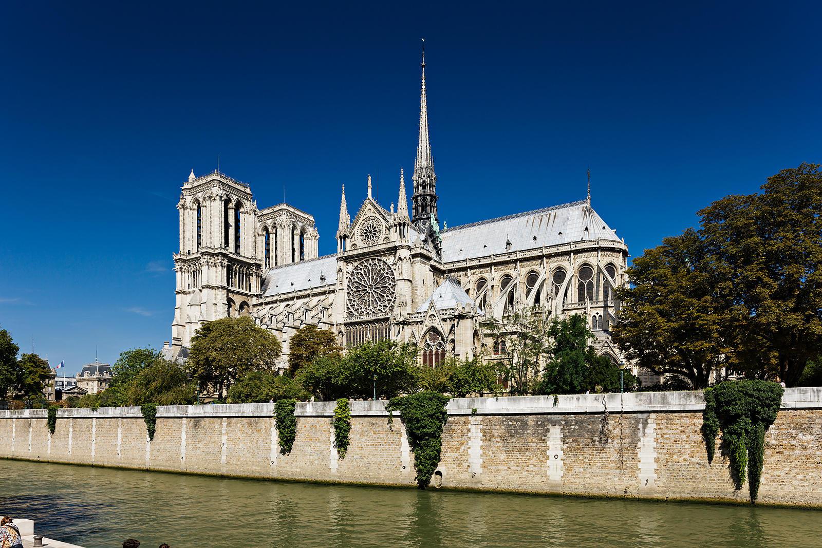 Image Cathédrale Notre Dame de Paris la Cathédrale Notre Dame et