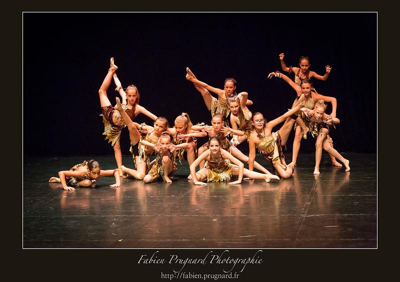 scène art danse