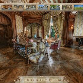 Galerie des visites virtuelles de Thierry Russo Delattre.