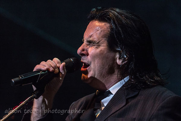 Steve Hogarth, Marillion, Wolves, 2015, Saturday