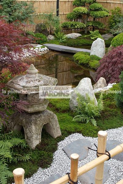 La phototh que les plus beaux jardins jardin style - Jardin japonais mousse ...