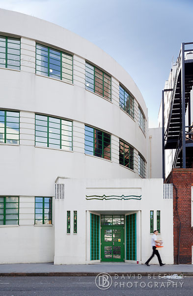 art deco building near russell square david bleeker photography