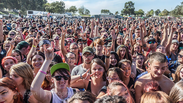 People of Aftershock 2015