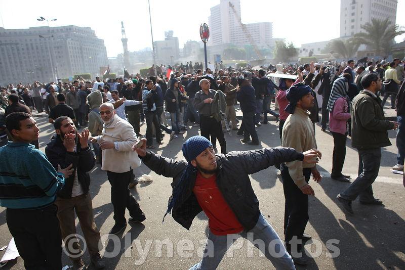 AFFRONTEMENTS CAIRE RIOTS CAIRO