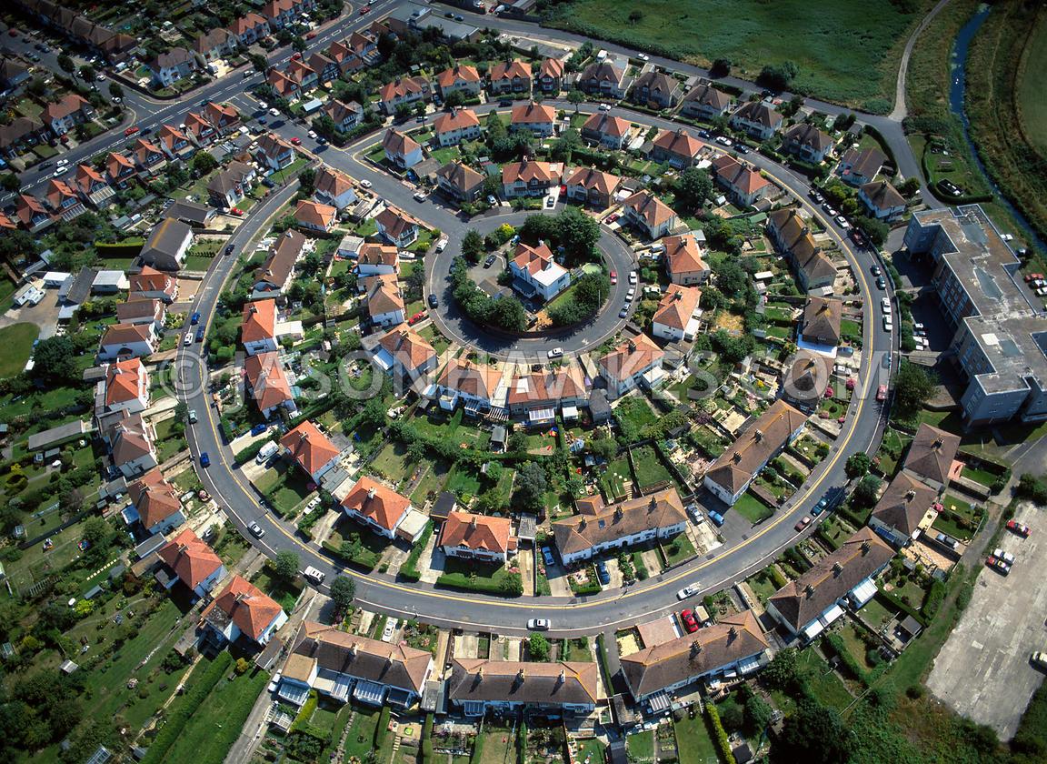 circular settlement