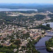 Androscoggin County aerial photos