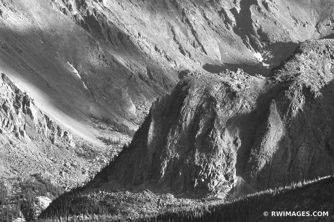 Photo print of forest canyon area rocky mountain national for Buy fine art photography