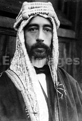 King Faisal I of Iraq