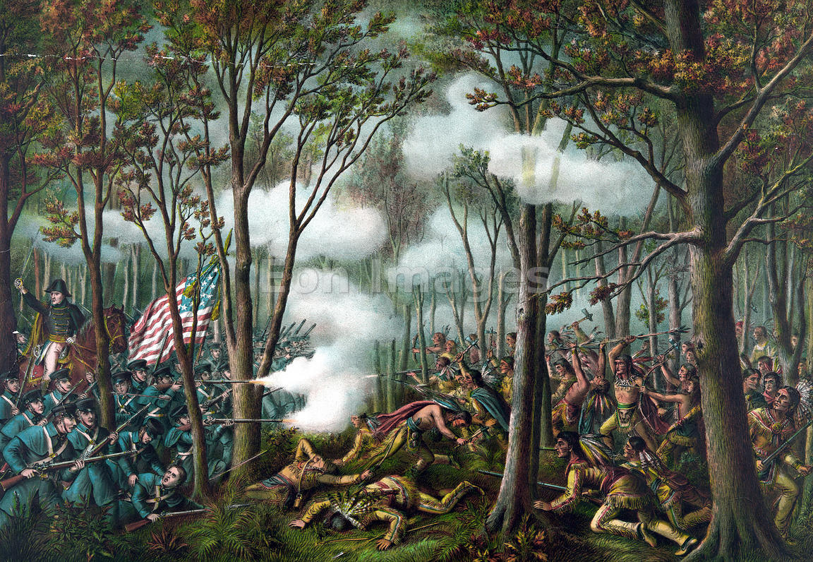 tippecanoe men Harrison moved his army to a nearby hill near the confluence of the wabash and tippecanoe rivers there he camped his men  the battle of tippecanoe and.