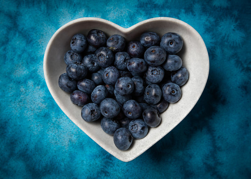 Image result for blueberries are good for your heart