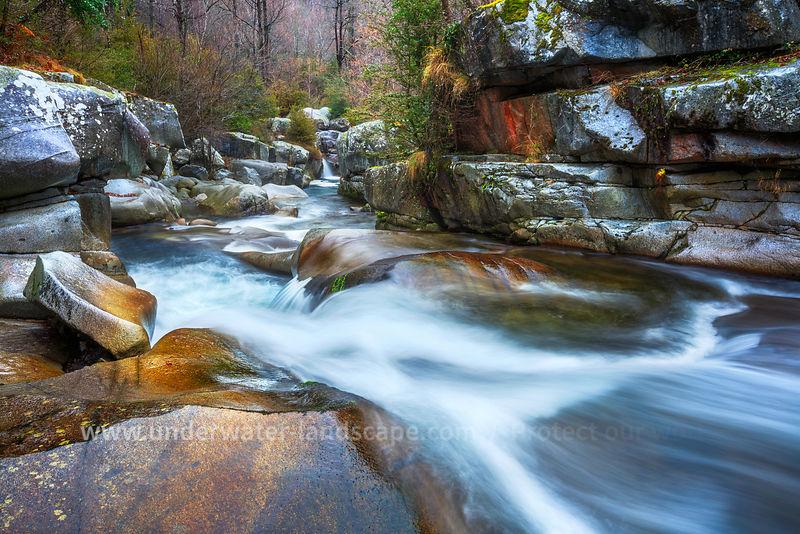 pyrenees ariegeoises-Ruisseau du Vicdessos