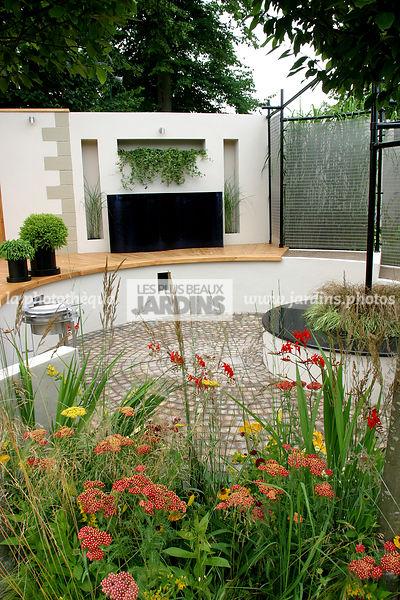 La Photothèque   Les Plus Beaux Jardins   Jardin Contemporain