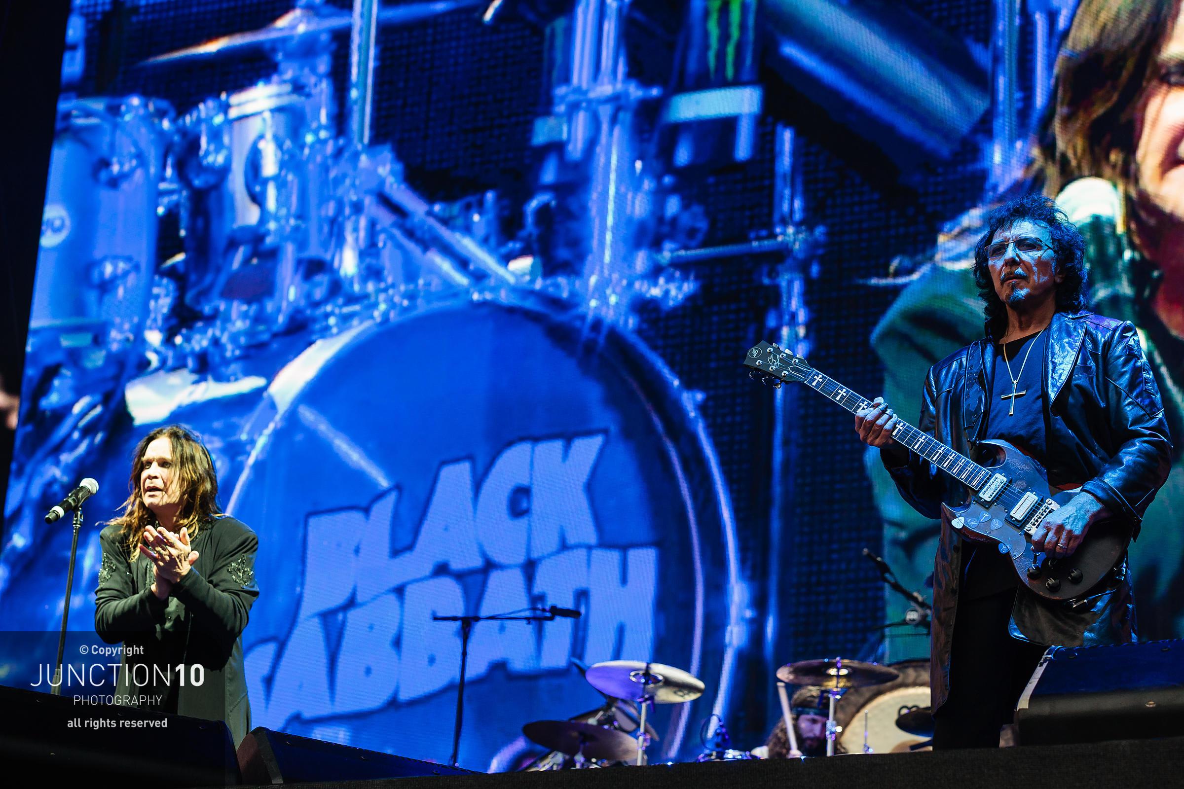 Black Sabbath London United Kingdom