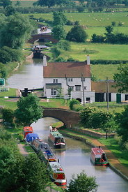 Napton Locks