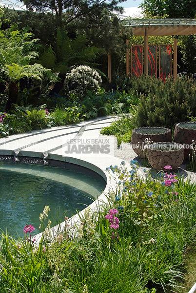 la photothèque | LES PLUS BEAUX JARDINS | Bassin, Jardin ...