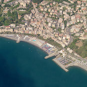 Arenzano aerial photos