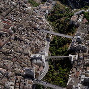 Ragusa aerial photos