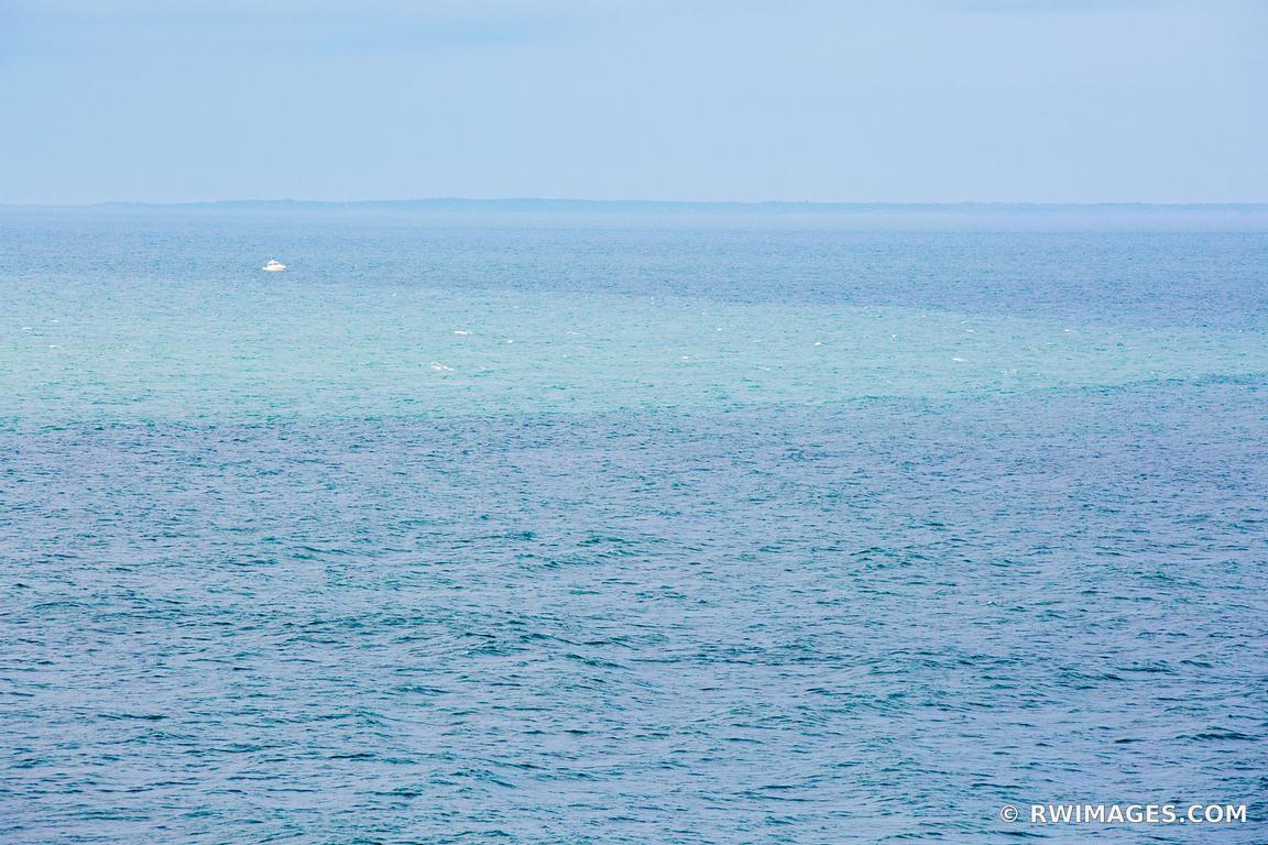 Framed Photo Print Of Atlantic Ocean Montauk Point Long Island New