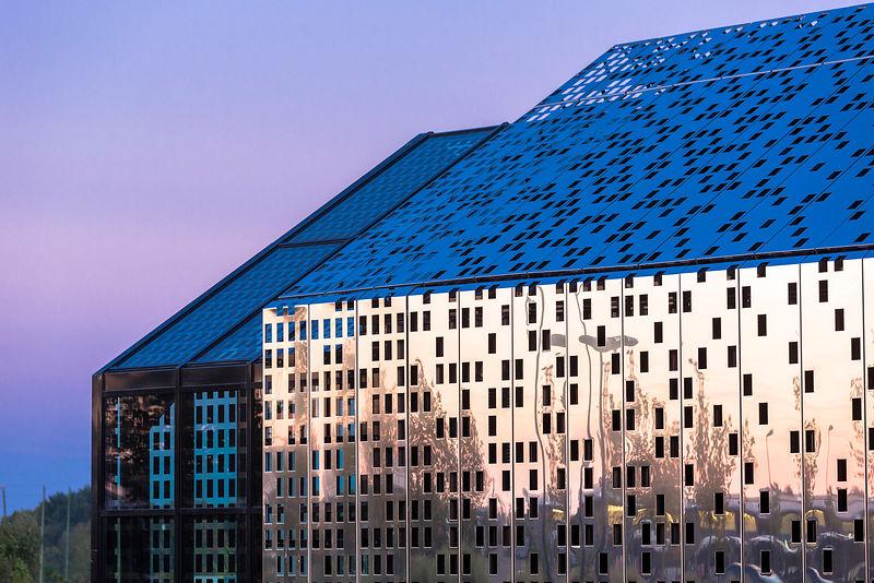 Jacques sierpinski toulouse m morial azf architecte for Architecte batiment de france toulouse