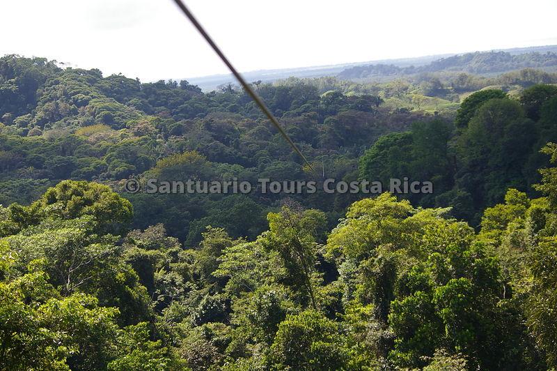 Costa Ricau0027s Longest Zipline & el santuario canopy adventure Costa Ricau0027s Longest Zipline zipline ...