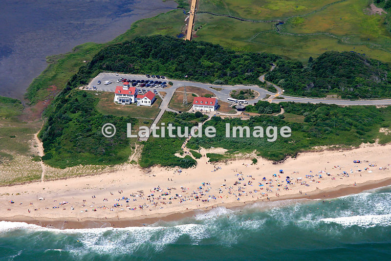 Eastham (MA) United States  city photos gallery : Latitude Image | Coast Guard Beach, Eastham aerial photo
