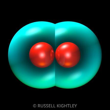 Oxygen molecule  O2   6  O2 Molecule