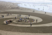 Sand Spiral