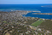 Edgartown From The Southwest, Martha's Vineyard