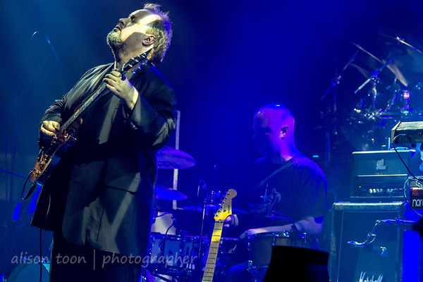 Steve Rothery Band, PZ, 2015