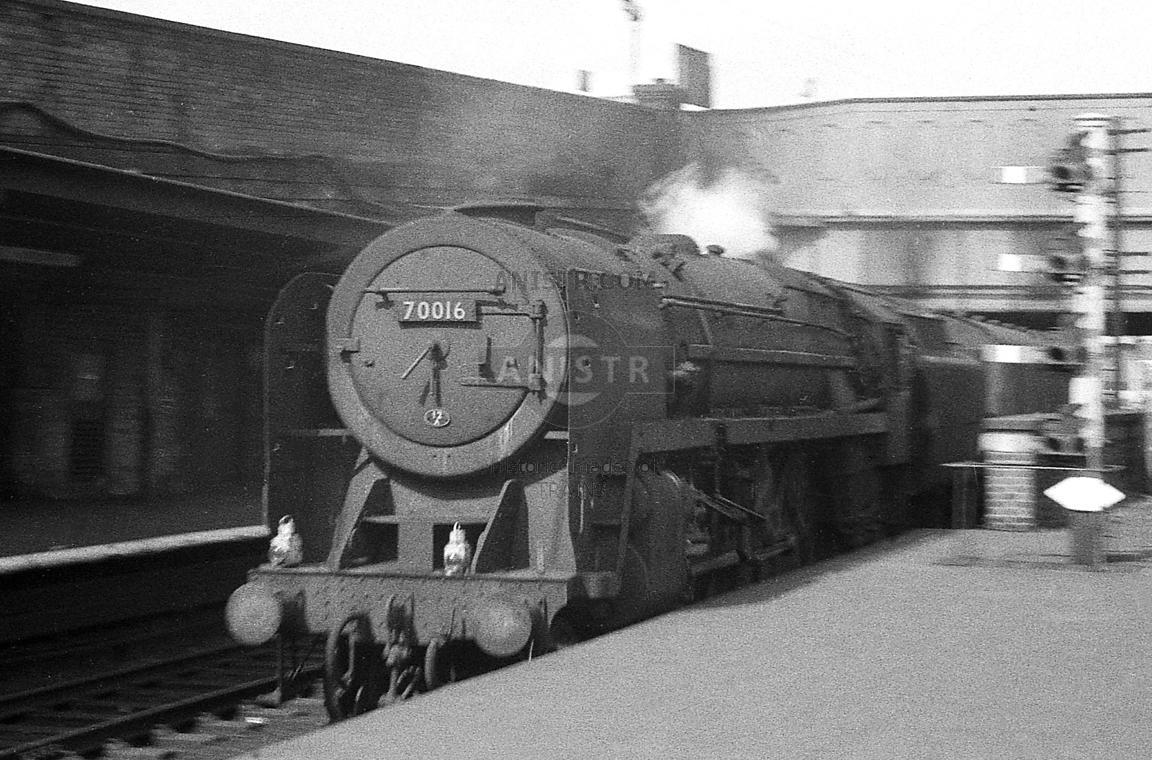 (Britannia) 70016 Preston