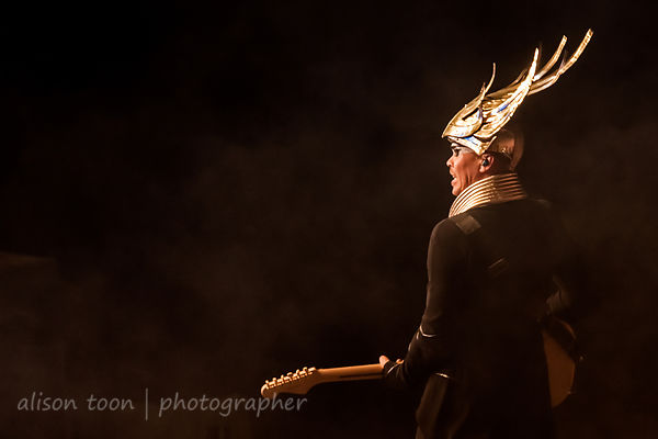 Luke Steele, Empire of the Sun, TBD Fest, 2014