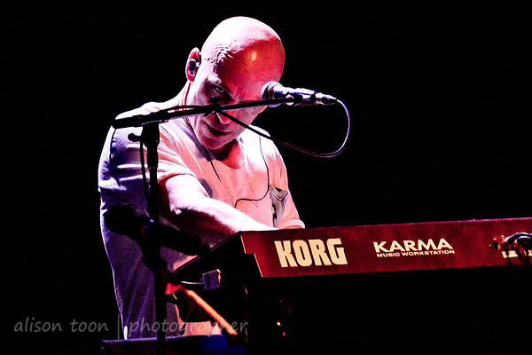 Mark Kelly, keys, Marillion
