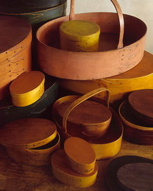 Oval boxes