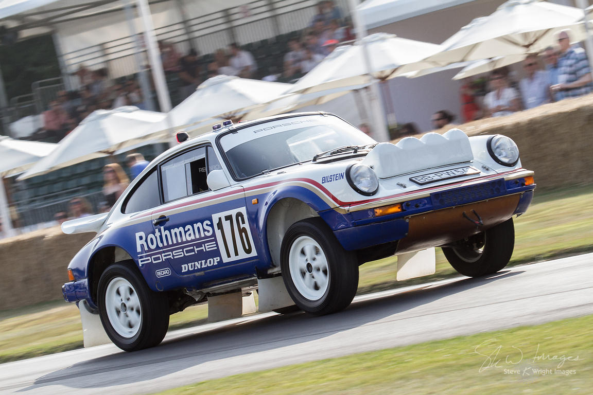 Skw Images Porsche 911sc Paris Dakar 3 2 Litre Flat 6